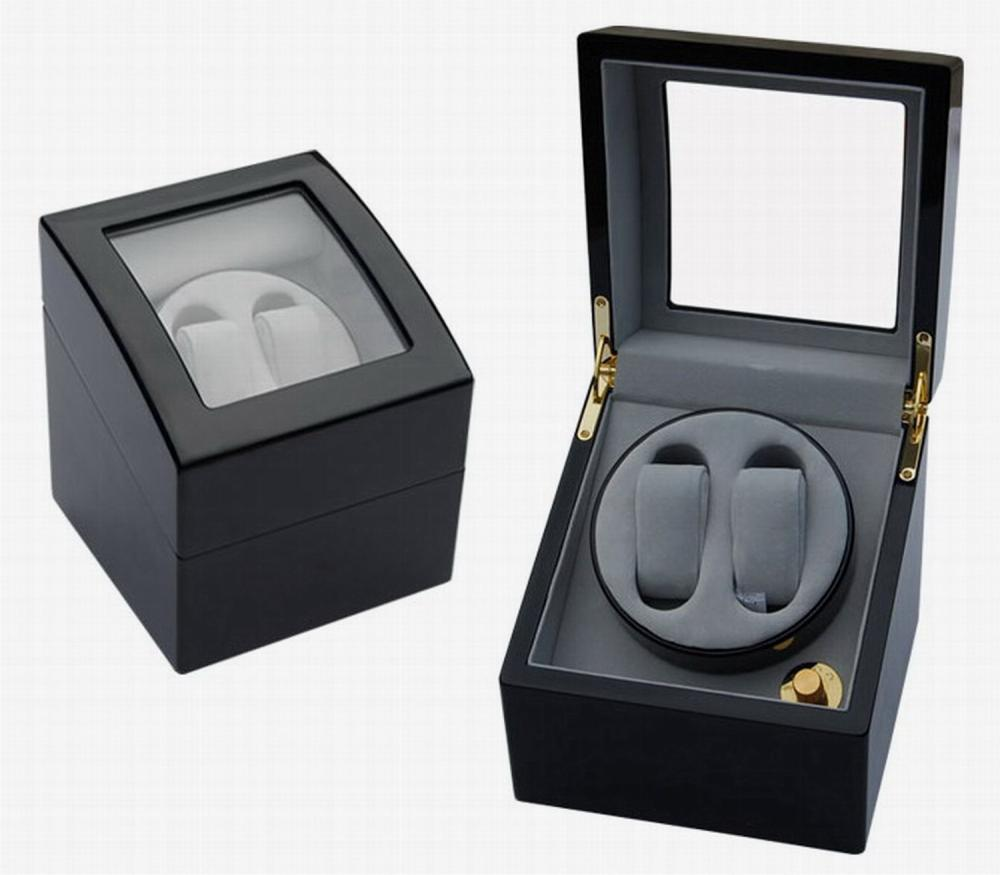 Wwn 225 Ebony Single Rotor Watch Winder