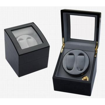 Handmade Ebony Single Rotor Watch Winder