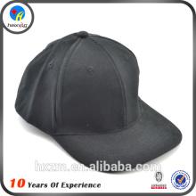 Chapéus pretos feitos sob encomenda do snapback 2016