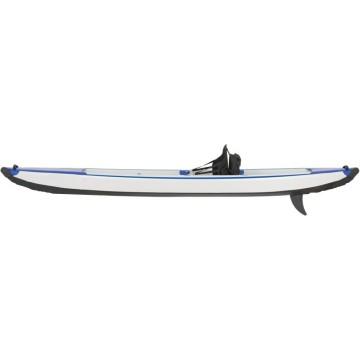 Aufblasbare Fischen Kajak sitzen auf der Oberseite Boot für Verkauf