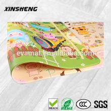 hot sale low price big piece foldable baby/kids play mat/carpet