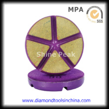 Diamond Edge Polishing Pads for Glass Marble Granite
