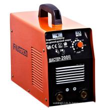 Machine de soudage par inverseur avec CE (MMA-160II / 180II / 200II)