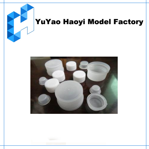 PE Injection Molded Plastic Parts