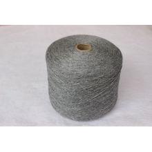 Tissu épais de tissu d'extrémité ouverte de coton régénéré par Hb983 pour le fil à tricoter