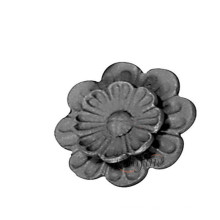 New Decorative Cast Wrought Iron Flowers