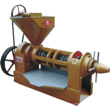 10tons por día manual de prensa de aceite de tornillo Yzyx140