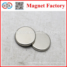 N38 strong round magnets for clothing