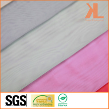 Polyester Plain Wide Width Inherently Fire Retardant Fireproof Voile