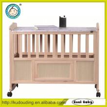 Sofá de madeira de madeira do sofá da venda quente projeta
