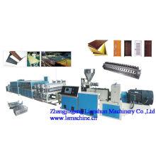 Línea de producción de CE/SGS/ISO9001 WPC