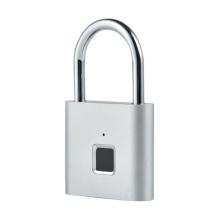 Отпечаток пальца электронный без ключа водонепроницаемый умный замок навесной замок