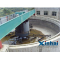 Automatic Single - Layer Washing Slurry Thickener Machinery , Peripheral Transmission Gold Thickener Group Introduction