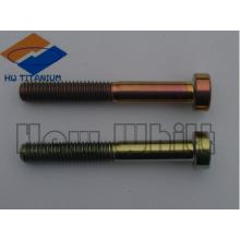 vis en titane Gr5 haute résistance DIN912