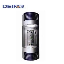 Ascensor de observación estable y económica de Delfar