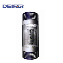 High Quality Large Loading Observation Elevator with Best Price