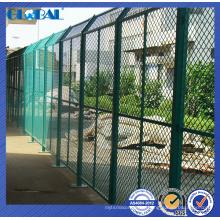 Cerca de malla de placa de acero / sistema de cerca aislado taller ampliado