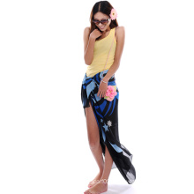 Fashion Soft Polyester Chiffon Lady Sarong