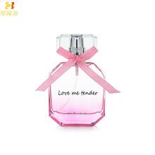 Perfume de mulheres com perfume de fragrância agradável