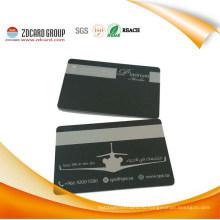 Визитная карточка из ПВХ с высокой степенью защиты