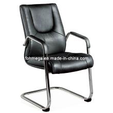 Belle chaise visiteur avec housse d'accoudoir en PU (FOH-B52-3)