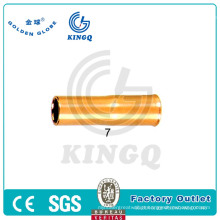 Bico Tweco de soldadura MIG 25CT50 usado para pistola de soldagem