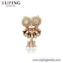 34101 xuping fashion animal owl pendant charm jewelry for women