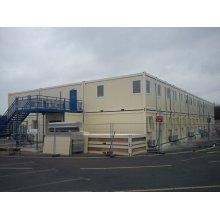 Vorgefertigtes modulares Wohnheim mit Schlafräumen (KXD-pH1445)