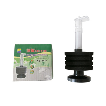 XY-180/280/380 Filter Fish Tank Aquarium Pneumatic Bacterial Sponge Filter