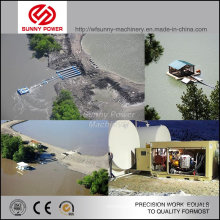 Ferme et industrie Pompe à eau diesel pour l'irrigation Contrôle des inondations et l'arrosage de l'industrie