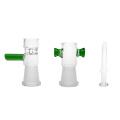 Reciclador de vidro Bubbler Pipes Smoking com duas câmaras de reciclagem (ES-GB-368)
