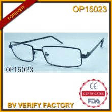 2015 New Trend Simple Frame Optical Glasses (OP15023)