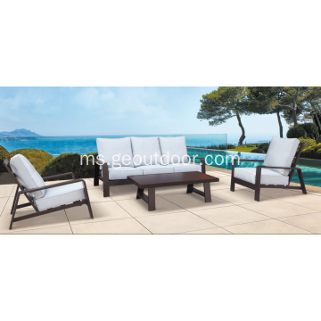 4pcs popular heat transfer aluminium base sofa