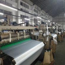 Горячая продажа электронных полиэфирных тканей ткацкого станка с двойным соплом