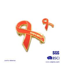 Breast Cancer Pins Brooch Badge Ribbon Enamel Pin Badge