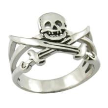 Кольцо для мужчин с кольцами из нержавеющей стали Мужское кольцо
