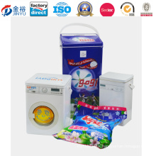 Wash Machine Packaging Tin for Detergent Promotion