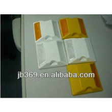 yellow safety road stud for traffic security