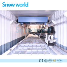 Snow world 5T Контейнерный блок Ice Ice Machine