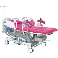 Intelligent Hospital Obstetric comfortable LDR bed