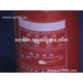 precio de fábrica impresora de pantalla de pistón semiautomática para la venta
