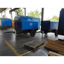 Atlas Copco 465cfm 13bar Tragbarer Schraubenkompressor