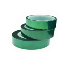 High Temperature PET Green Masking Adhesive Tape for Battery PCB Solder Plating China
