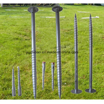 Combinar Krinner Ground Screw Pile para Vineyard & Orchard