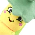Bordado de encargo animal suave del juguete de la felpa del bebé relleno