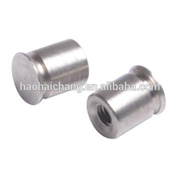 Sheet Metal Fabrication Stainless Steel Keyhole Fasteners