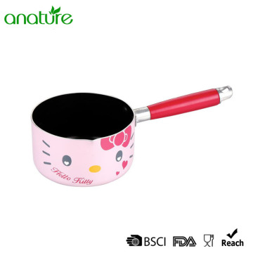Pot de lait en bakélite pressé Hello Kitty