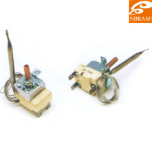 Type Y Stainless Steel Capillary Thermostat