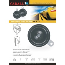 Carall Fk-L75 Automechanika Bell Alarm