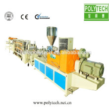 Find Complete Details about Pp Pe Pvc Corrugated Sheet/roofing Tile Making Machine